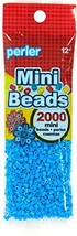 Perler 80-14092 Mini Beads, Blue - $6.47