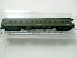 Micro-Trains #14400420 Union Pacific Heavyweight 3-2 Observation Car N-Scale image 1
