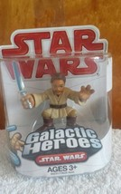 Star Wars Galactic Heroes Obi-Wan Kenobi Figure - $13.99