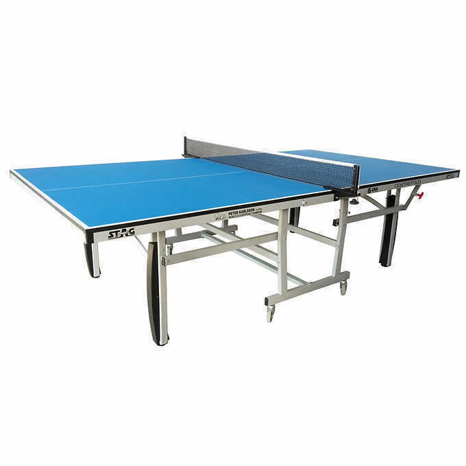 Primary image for NEW Stag Peter Karlsson Indoor Tennis Table FREE SHIPPING