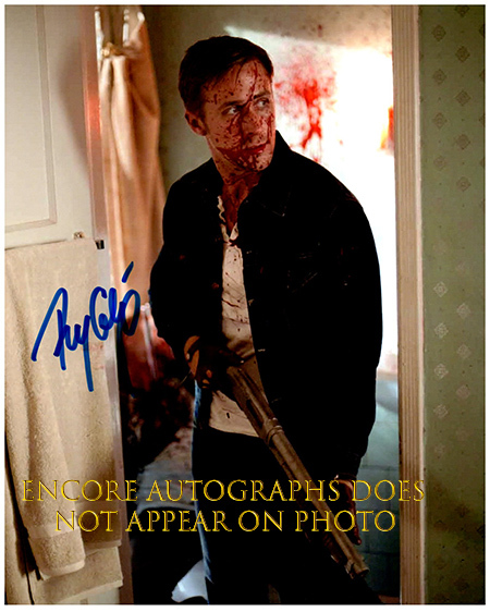 Primary image for RYAN GOSLING  Authentic Original  SIGNED AUTOGRAPHED PHOTO w/ COA 220