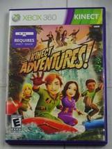 Kinect Adventures (Microsoft Xbox 360, 2010) - G165 - $4.99