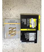 2001 TOYOTA COROLLA Service Repair Shop Workshop Manual Set W EWD & Tran... - $197.95