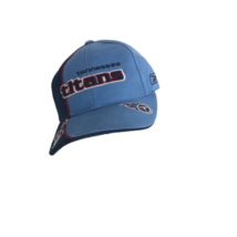 NWT Reebok NFL Titans OSFA Acryllic Football Team Cap Orange Black And W... - $37.98