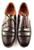 Tod's Marron Cuir Oxford Chaussures,Lacet,Femmes Chaussure Taille US 6.5... - $111.18