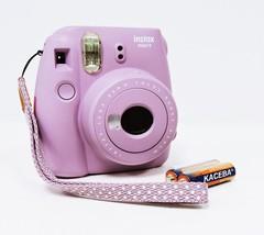 Fujifilm Instax Mini 9 Instant Camera - Smokey Purple - $31.99