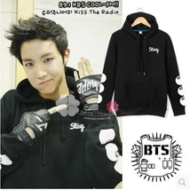 BTS Bangtan Boys Sweatshirts Men and women agree Plus velvet coat Cotton... - $63.24