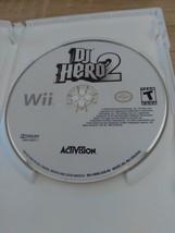 Nintendo Wii  DJ Hero 2 - COMPLETE image 3