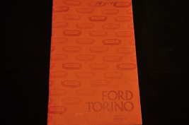 Vintage 1975 Ford Torino Owners Manual VGC - $6.54