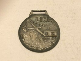 Vintage Watch Fob - Lima - $39.74 CAD