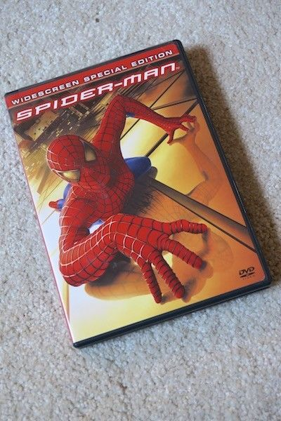 Spider-Man - widescreen, special edition — two discs