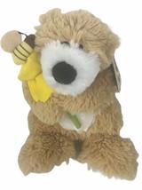 "Boyds Bears American Cancer Society Bear Daffodil 7"" Plush Stuffed Anima... - $13.10"
