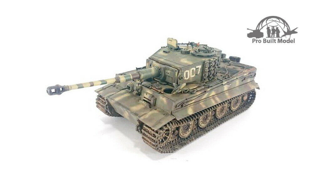 Primary image for Tiger I Late Production 1:35 Pro Built Model