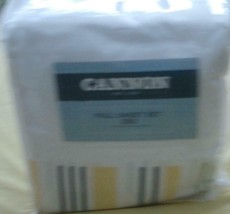 Cannon Full Size Sheet Set - 250 Thread Count - Spencer - BRAND NEW IN P... - $49.49