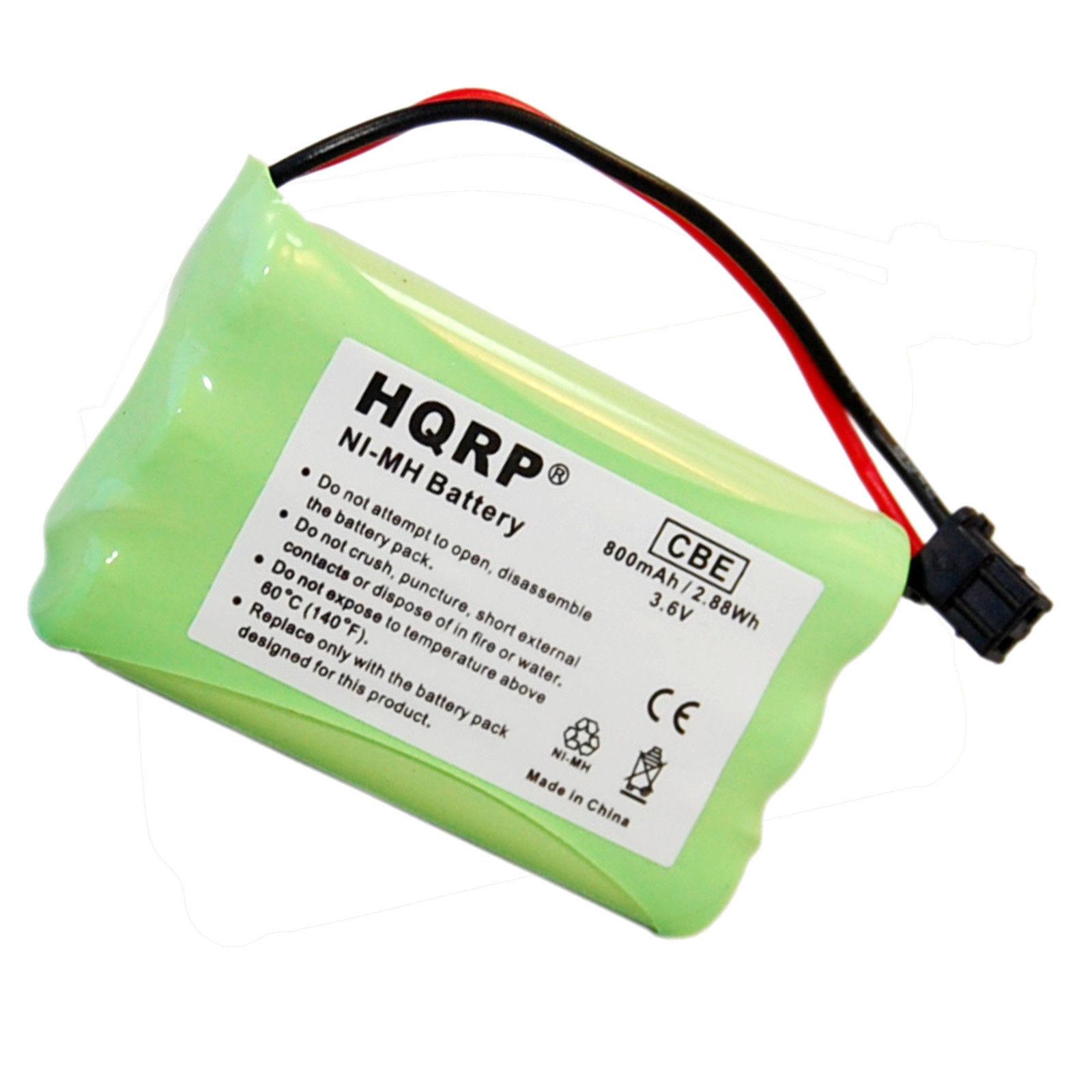 HQRP Home Cordless Phone Battery for Uniden DCT646 DCT646-2 DCT646-3 DCT646-4 image 2