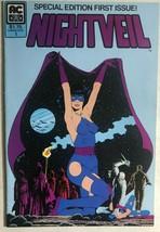 Nightveil #1 (1984) Ac Comics Color Gga Vg+ - $12.86