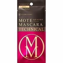 Flowfushi Motemascara Technisches 3 / Mikro (Schwarz, Pinsel) F/S W/Trac... - $38.18