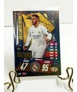 Match Attax 2020-21 20-21 LE6G Eden Hazard Gold Limited Edition Card NEW - $14.58