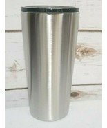 Hogg 16 Oz. slim tumbler.  Brushed Steel.  Nice, new.  Free shipping in USA - $19.59