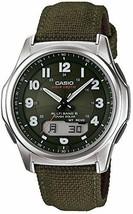 CASIO WAVE CEPTOR WVA-M630B-3AJF  Tough Solar Atomic Radio Watch WVA-M63... - $137.25 CAD