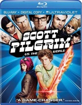 Scott Pilgrim Vs The World (Blu Ray W/Digital Copy/Ultraviolet)