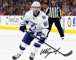 Nikita Kucherov Signed Photo 8X10 Auto Autographed Tampa Bay Lightning Nhl - $19.99