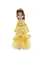 Disney Princess Beauty and the Beast 20 Inch Plush Doll Belle New Fast S... - $22.43