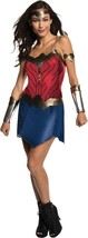 Rubies Dc Comics Wonder Woman Justice League Erwachsene Damen Kostüm 820653 - $41.92