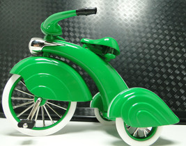 1930s Tricycle Trike Vintage Rare Show Classic Concept Metal READ DESCRI... - $149.00