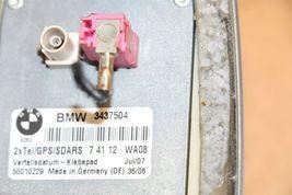 04-06 BMW X3 Roof Mounted Shark Fin Antenna GPS image 8