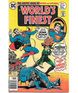 World's Finest Comic Book #242, DC Comics 1976 VERY FINE+ - $11.64