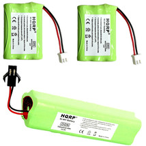 HQRP Two Collar Batteries and Transmitter Battery for Tri-tronics 106400... - $30.45