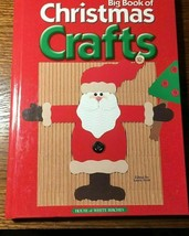 House Of White Birch Big Book of Christmas Crafts Laura Scott Hardcover ... - $18.84