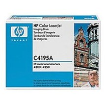 HP C4195A Drum Kit for Color LaserJet 4500 and 4550 Series Printers - $105.46