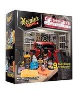 Meguiar's Complete Car Care 9 Piece Kit - $31.24