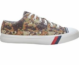Pro Keds  PK57577 Prokeds Royal Lo Reflective  Sneakers Camo Tan size 6.5 - $29.69
