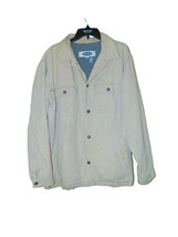 Pre Owned Old Navy Canvas Jacket Coat Size Medium - $9.00