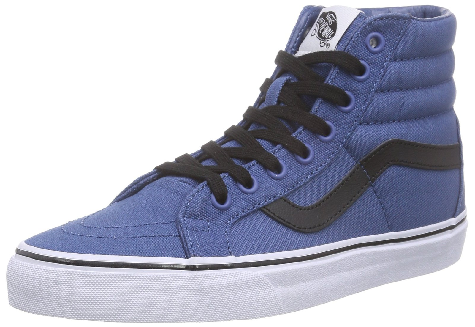 1745fcabbb Vans Unisex Shoes SK8-HI Reissue Canvas Navy and 26 similar items.  81eszjjheul