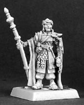 Cleric of Ishnar Mercenaries Reaper Miniatures Warlord D&D Dungeon RPG Caster - $4.94