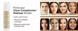 Almay Clear Complexion Makeup Make Myself Clear 500, 800 - $5.93