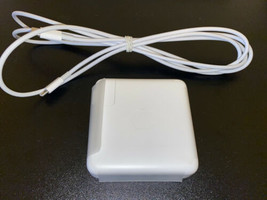 New Apple 87W USB C Power Adapter A1719 for New MacBook with 2m USB-C Cable - $49.99