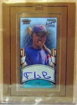 2003 Topps 205 Autografi # Fp Felix Pie C2 - $25.07