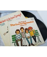 The Best Of Lovin' Spoonful Volume 1 e 2 Disco in Vinile Vintage Mgm Rec... - $36.50