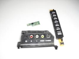 dynex   dx-lcd32    keyboard, a/v  board, ir  sensor - $6.99