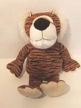 Animal Adventure Target  Plush large tiger large brown striped 2008 - $26.72