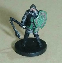 Dungeons & Dragons Miniatures Emerald Claw Soldier #30 D&D Mini Wizards! - $3.99