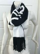 Calvin Klein Schwarz scarf Schal NEU- Versand aus DE - $49.62