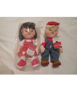 Campbell Soup Kids Doll Plushie Series, Plush Campbell's soup kid stuffe... - $27.95