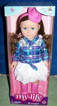 "MY LIFE as a COWGIRL 18"" Doll New - $35.88"