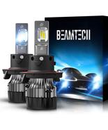 H13 LED Bulbs,6500K Extremely Super Bright 9008 30mm Heatsink Base NEW - $53.28